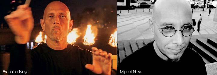 Francisco + Miguel Noya
