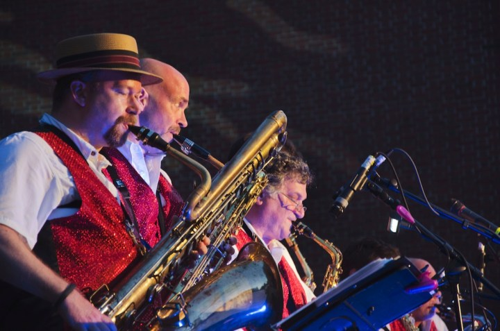 Sultans of Sax (Photo by Emily Gauvin)