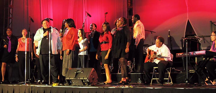 The Exult Choir