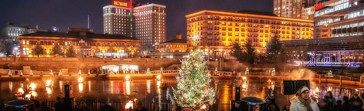 December 19th, 2014 – A Very Special Christmas WaterFire