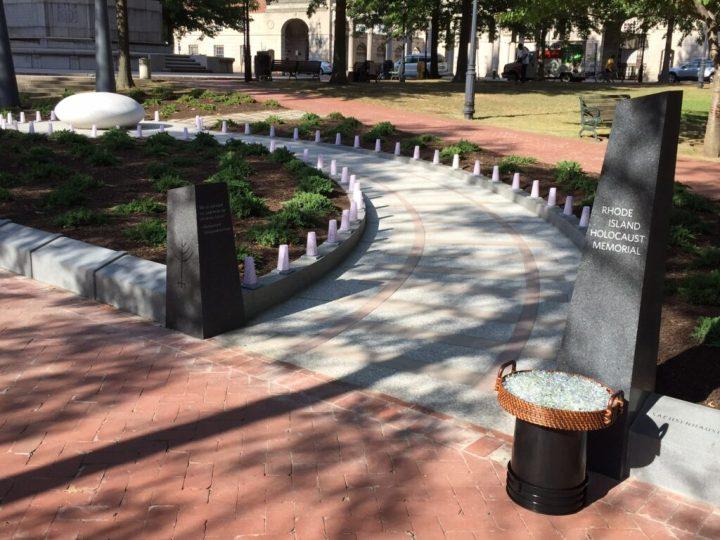 Rhode Island Holocaust Memorial.