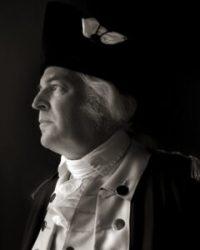 Dean Malissa as George Washington
