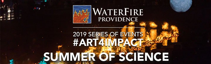 2019 #Art4Impact:  The Summer of Science Event Series