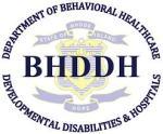 RI BHDDH Logo