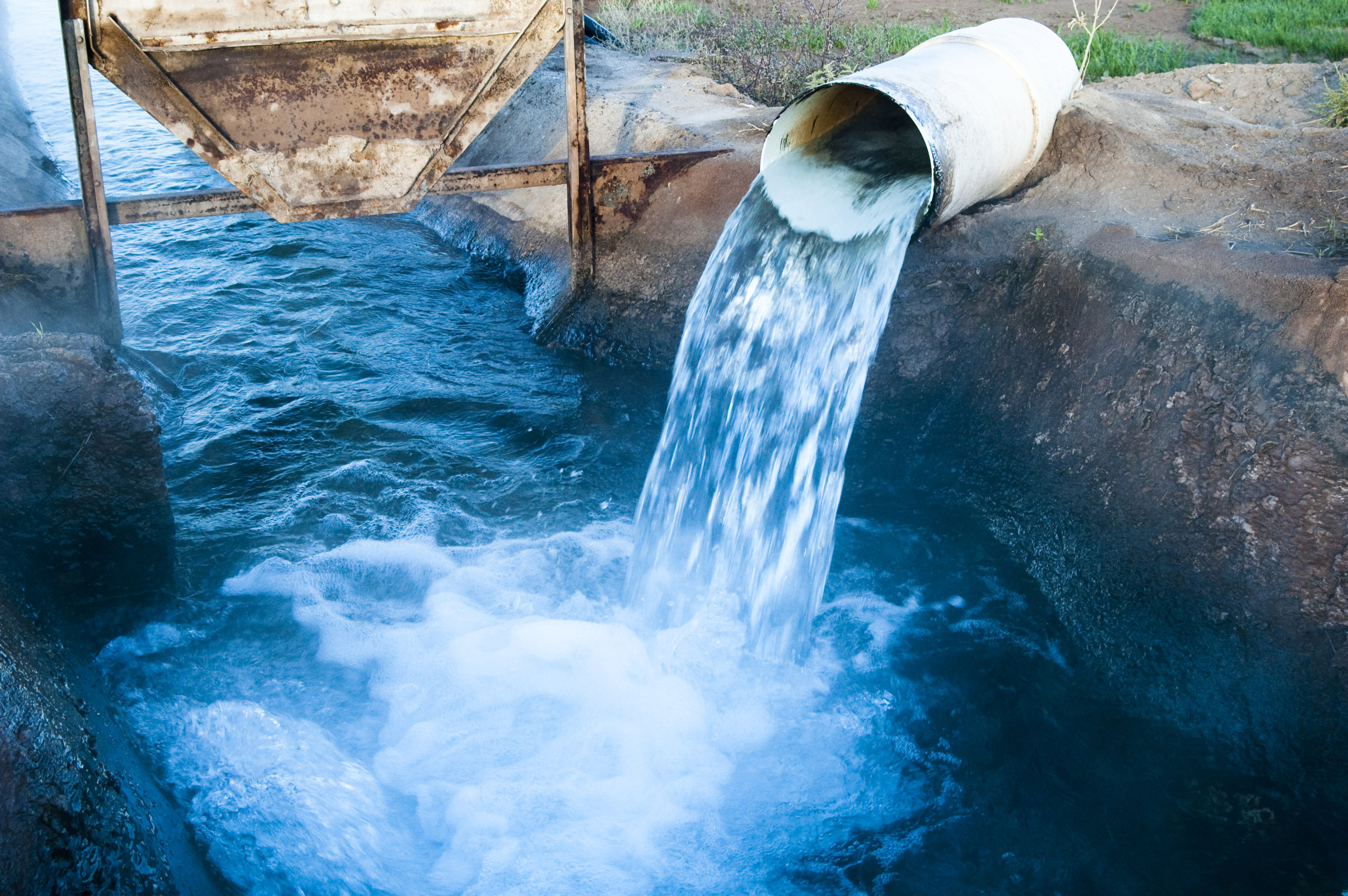 Survey Private Sector Should Play Central Role in Water