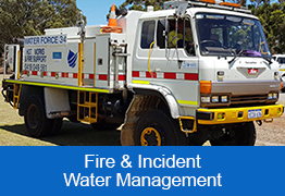 Fire & Incident Water Management