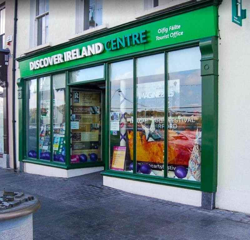 Place Waterford Tourist Information Office Exterior