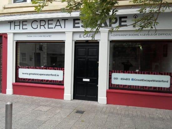 Place The Great Escape Exterior
