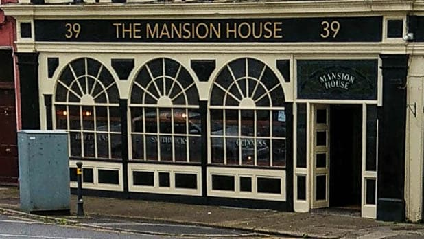 Place The Mansion House Exterior