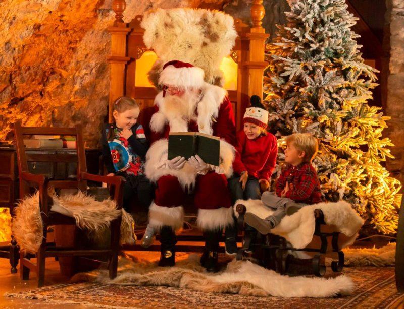 Winterval Santa