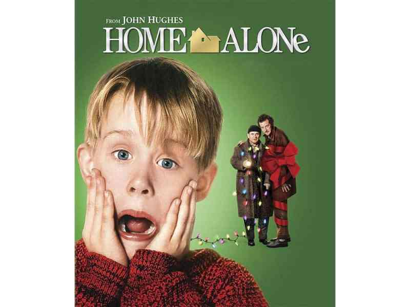 Top Christmas Movies Home Alone 1