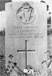 John Condon's Grave