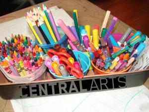 central arts