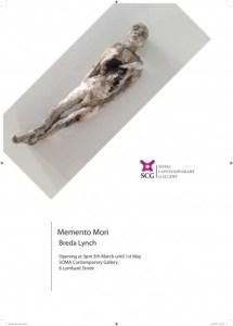 soma Memento Mori Poster Final