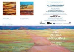 No Zebra Crossing by Anna Moore-1