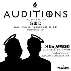 SDW Auditions Social Media