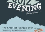 Quiz evening image
