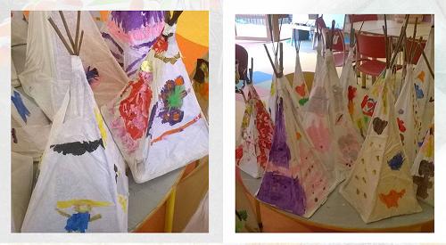 rosemary dullson kite workshop