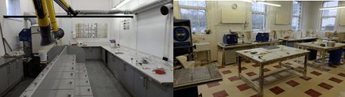 ceramics residency LSAD