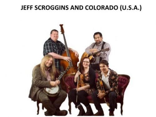 Jeff Scroggins & Colorado Band
