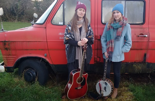 the knotted chords - band duo