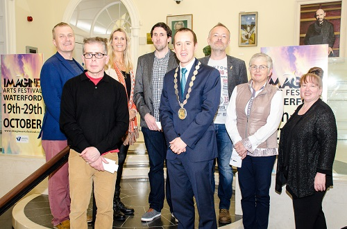 Waterford Poetry Prize Winners 2017