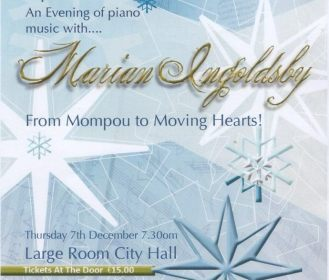 Marian Ingoldsby Concert Poster 2