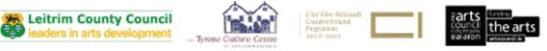 John McGahern Award logos