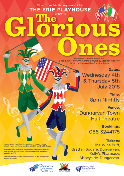 THE GLORIOUS ONES POSTER.png2
