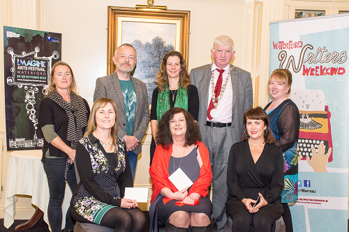 Waterford Poetry Prize Winners 2018 resized