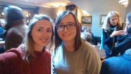Ailíse O'Neill and Amanda O'Dwyer