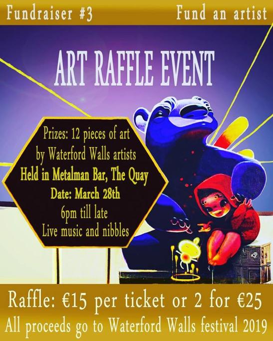 Art Raffle Event