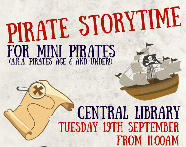 Pirate Storytime