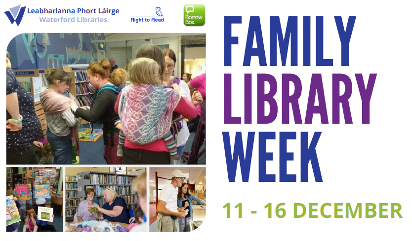 Family Library Week