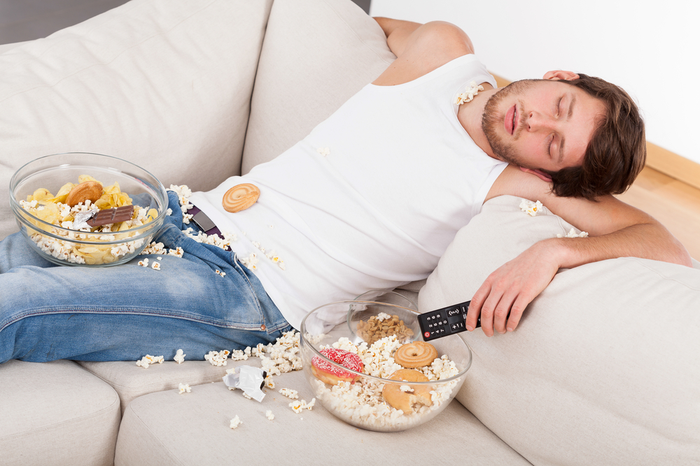 Study Confirms People Who Are Messy Swear And Stay Up