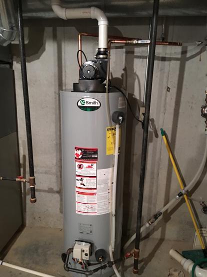 Ao Smith Water Heater Pilot Light Not Staying Lit