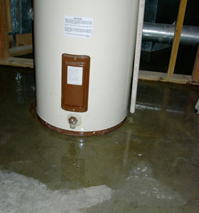 Water Heater Leaking From The Bottom? (do This