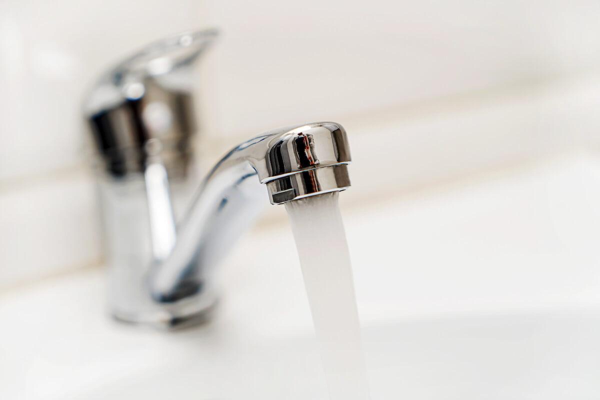 replace a bathroom faucet diy