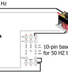 how to wire pin timers 8 pin timer wiring diagram timer wiring pin diagram [ 1913 x 1000 Pixel ]