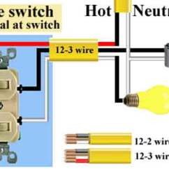 Ceiling Fan Wiring Diagram Two Switches 3 Phase Compressor Double Switch Light Manual E Books