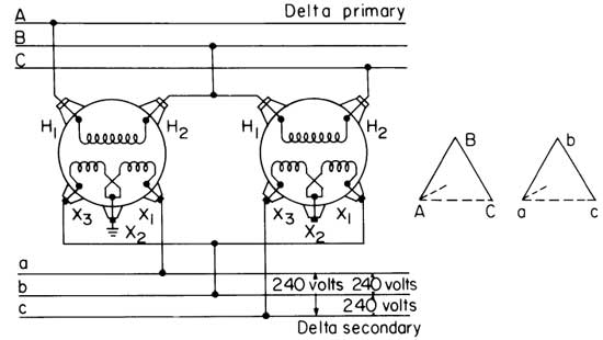 240 Volt Electric Motor Wiring Diagram