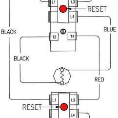 Single Phase Contactor Wiring Diagram Subaru Diagrams 3 Heater All Data Water Transformer