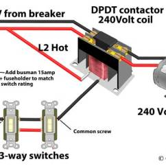 120 240 Volt Motor Wiring Diagram Of Star Delta Starter Switching 240v Great Installation How To Control With Two Switches Rh Waterheatertimer Org 120v