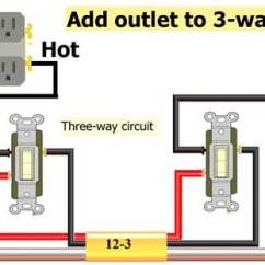 3 Way Outlet Firex Smoke Detector Wiring Diagram How To Add Switches