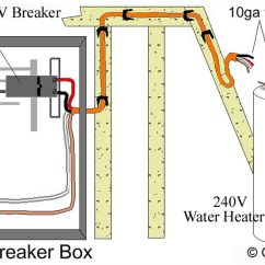 Typical Wiring Diagram Boolean Venn Basic 240 120 Volt Water Heater Circuits Larger Image