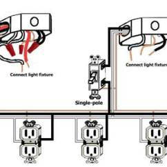 Simple Electrical Wiring Diagrams Images Diagram For Potential Relay Basic Home From Breaker All Data House Panel Basics Block Code