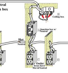 simple home wiring wiring diagrams horn relay wiring diagram basic house wiring 101 [ 2431 x 800 Pixel ]