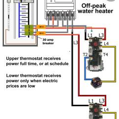 Rheem Air Conditioner Thermostat Wiring Diagram 2007 Ford Ranger How To Wire Ca3750 Z-wave Contactor + Zwave Basics