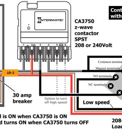 wiring diagram for a 220 ac plug outlet get free image about wiring ac magic contactor wiring diagram free picture [ 2255 x 1239 Pixel ]