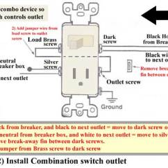 Leviton Combination Switch Outlet Wiring Diagram Baldor Reliance Super E Motor A And Diagrams